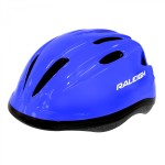 Raleigh Kids Bike Helmet Blue