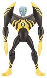 """Ben 10 Lodestar 4"""" Articulated Alien Figure"""