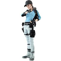 Hot Toys Resident Evil 5 Video Game Masterpiece Jill Valentine Collectible Figure B.s.a.a. Version