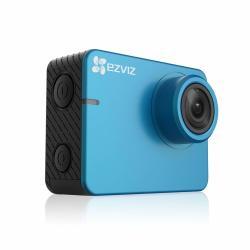 Ezviz S2 Full HD 1080P 60FPS Waterproof Action Camera - Refurbished Blue