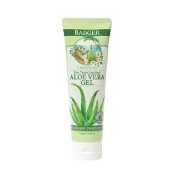 Badger Aloe Vera Gel - Unscented