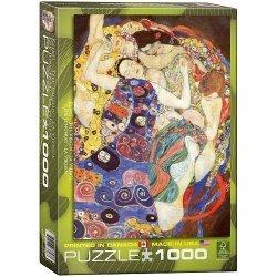 Eurographics Puzzle 1000 Pieces - The Virgin Gustav Klimt