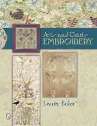 Arts And Crafts Embroidery hardcover