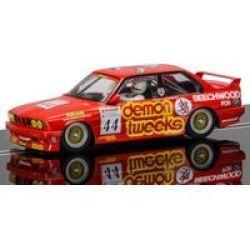 Scalextric - Btcc Bmw E30 M3 - Roland Ratzenberger - Brands Hatch 1988 Slot Car