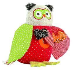 USA Kathe Kruse - Alba The Owl Activity Toy