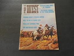 The West Nov 1966 Herman Behn's Strange Empire Pierce City Northfield