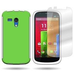 CoverON Motorola Moto G Case By Hybrid Tpu & Hard Plastic Dual Layer Case For Motorola Moto G Moto G LTE 1ST Generation