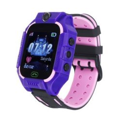 Sony Bakeey Q19 Sos Anti-lost Children Smart Watch Remote Monitor Lbs Tracker Kid Watches