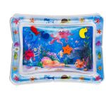 Tummy Time Water Baby Play Mat Inflatable
