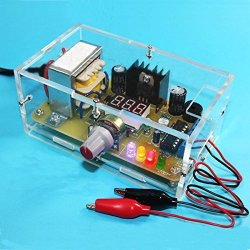 BephaMart Us Plug 110V Diy LM317 Adjustable Voltage Power Supply Board Kit  With Case Shipped And Sold By | R925 00 | Office Supplies | PriceCheck SA