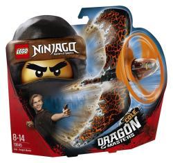 LEGO Ninjago Cole - Dragon Master - 70645