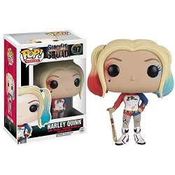 Funko Pop Movies: Suicide Squad Action Figure Harley Quinn