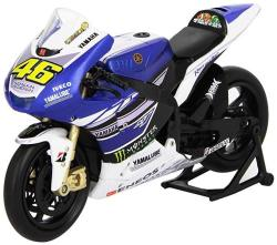 "New Ray 57583 ""yamaha Factory Racing Team - Valentino Rossi No. 46"" Model Motocross"