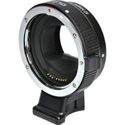 Dlc Canon Eos Ef Lens To Sony E-mount Camera Mount Adapter