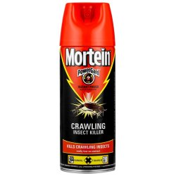 Mortein - Insecticide Aerosol Target Instant Power 300ML