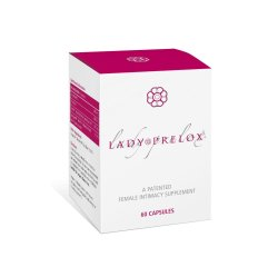 LaMelle Lady Prelox Female Intimacy Supplement -