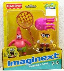Fisher-Price Imaginext Spongebob Squarepants Exclusive Figures Spongebob &  Patrick 2-PACK | R1150 00 | Other Toys | PriceCheck SA