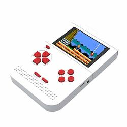 Cywulin Retro MINI Handheld Video Game Console Player Gameboy Built-in 300  Classic Games Travel Portable Gaming System Electroni | R905 00 | Games |