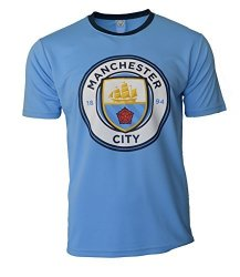 ICON SPORTS Manchester City Soccer Jersey Adult Training Custom Name And Number L No Name