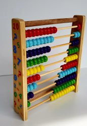 Wooden Abacus with 100 Beads Prices | Shop Deals Online ...