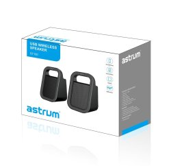 Astrum 2.0CH USB Bluetooth Multimedia Speaker