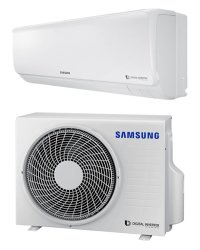 Samsung Maldives 12000BTU Split Inverter Air Conditioner Indoor + Outdoor