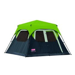 Coleman 2000026680 Tent 10X9 Instant With Fly Export