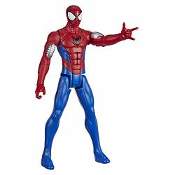 Spider-man Marvel Titan Hero Series Villains Armored 12-INCH-SCALE Super Hero Action Figure Toy Great Kids For Ages 4 And Up