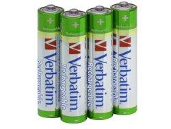 Verbatim Aa Alkaline Battery 8 Batteries Per Pack