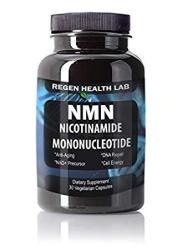 Nmn -nicotinamide Mononucleotide 125MG - 30 Capsules Increase Nad+ Levels Anti-aging Dna Repair Vegan