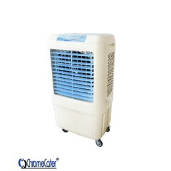 Color : Blue Happy Roam Convenient Fashion Air Conditioner Fan Air Cooler Mini Desktop Fan Quiet Table Fan Mini Evaporative Air Circulator Fashion