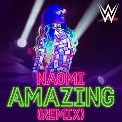 WWE, Inc. Amazing Remix Naomi