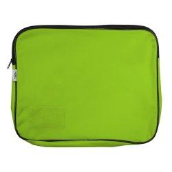 Treeline: Canvas Book Bag - Lime
