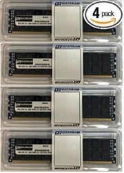 Dataram 128GB 4X32GB DDR3 PC3-10600 1333MHZ Ecc Memory RAM Upgrade Kit For The 2013 Mac Pro 6 1