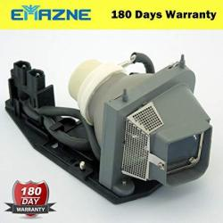 Emazne 311-8943 725-10120 Projector Replacement Compatible Lamp With Housing For Dell 1209S Dell 1409X Dell 1510X Dell 1609HD Dell 1609WX Dell 1609X
