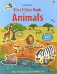 Usborne Animal Sticker Book