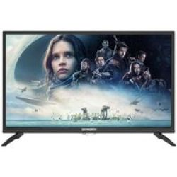 "Skyworth 32W400 32"" HD Ready LED Digital TV"