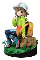 Plum Encouragement Of Climb: Aoi Yukimura 1: 7 Scale Pvc Figure