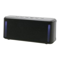 ILive Blue ISB224B Portable Color Change Bluetooth Speaker ISB224B