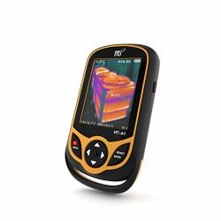 Thermal Imaging Camera Portable Infrared Camera With 3.2 Full Angle Tft Display Infrared Image Resolution 220 X 160-TEMPERATURE Measurement Range -4F To 572F Pocket-sized