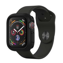 Emia Rhinoshield Crashguard Nx For Apple Watch - Series 4 40MM - Black
