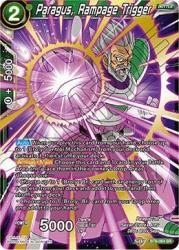 Dragon Ball Super Tcg Singles - Paragus Rampage Trigger - BT6-064 - Sr - Destroyer Kings