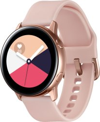 Samsung Active Galaxy Watch 40mm in Rose Gold