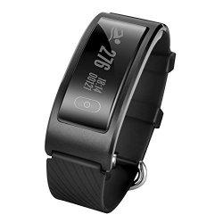 FITNESS Trackers Amgaze Smart Band Heart Rate Monitor Smart Bracelet Wristband Tracker Wirel