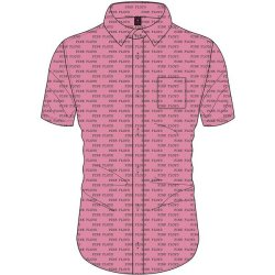 Pink Floyd - Courier Pattern Unisex Shirt - Small