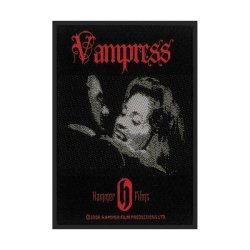 Hammer Horror Vampress Standard Patch