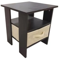 Kaio Furniture Kaio Rno Pedestal With Storage Basket