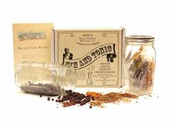 Diy Gin & Tonic Kit: Experiment And Craft Your Own G & T Recipes Become A Master Mixologist Perfect Gift For The
