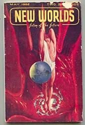 New Worlds British Sci-fi Pulp May 1952