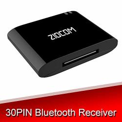 Bluetooth 4.1 Music Receiver Audio Adapter For Iphone Ipod Bose Sounddock With 30PIN Speaker